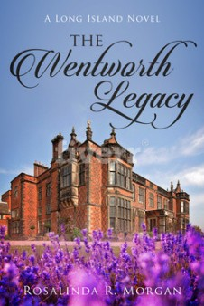 The Wentworth Legacy Kindle Cover Revised