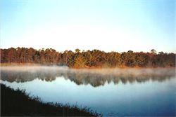 Whitney Lake Fog View