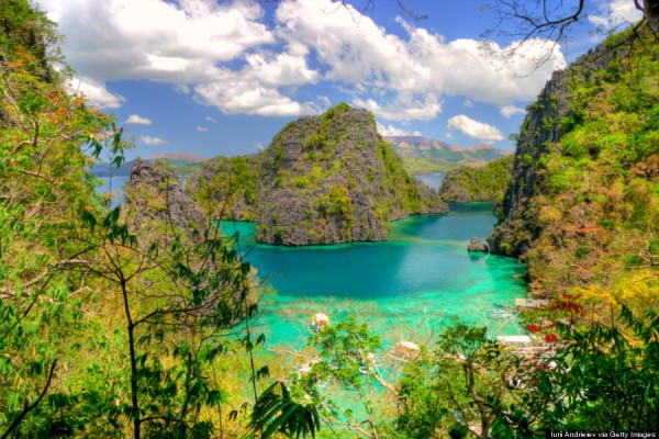 Palawan by Huff Post