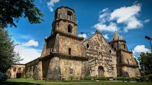 Philippine baroque church