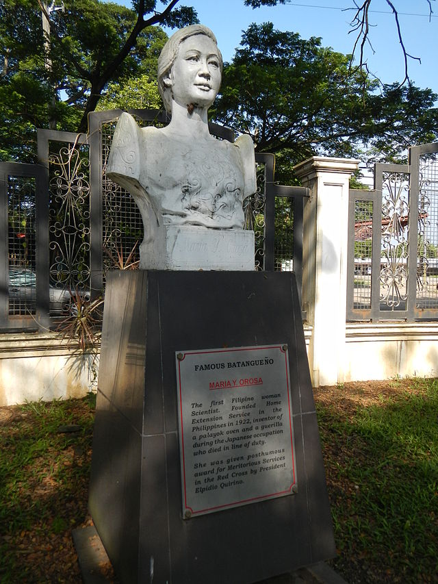 Maria_Orosa_bust_and_plaque_at_the_Historical_Park