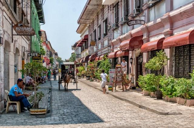 Crisologo Street, Vigan City