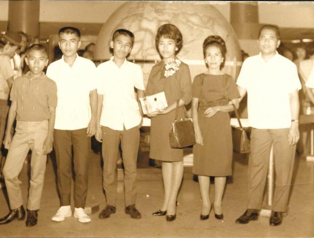 LM Left Manila 1966