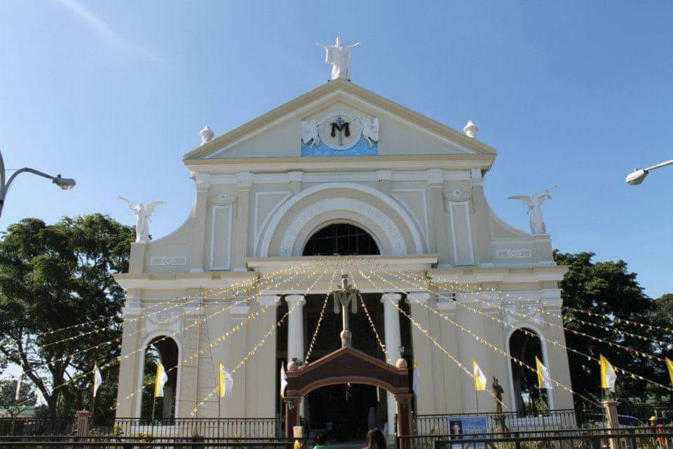 Invencion de la Sta. Cruz Parish